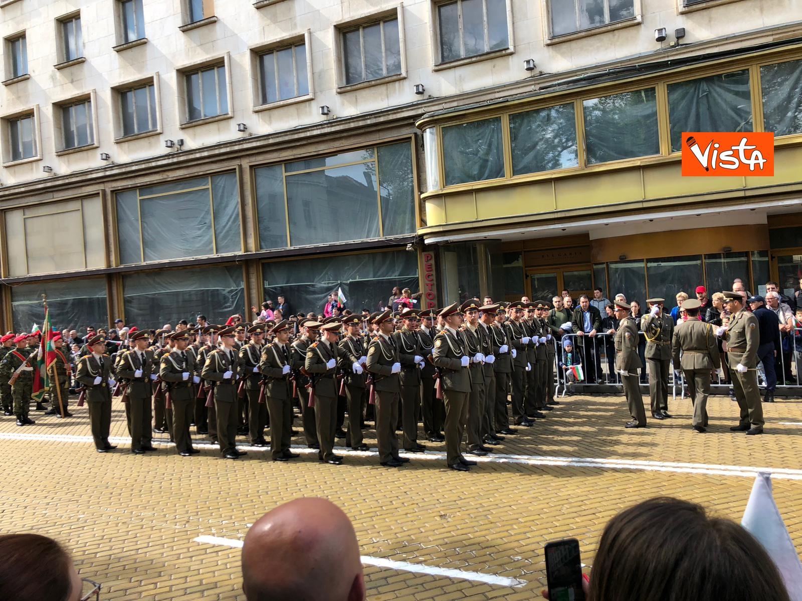 06-05-19 La parata militare a Sofia per la festa dell esercito in occasione di San Giorgio_10