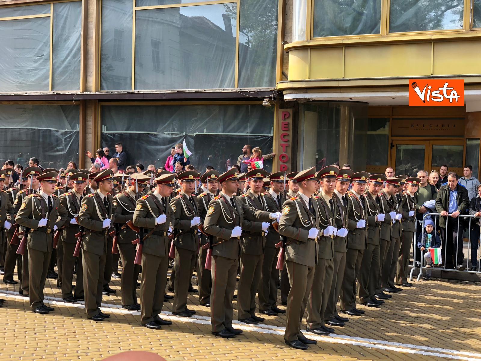 06-05-19 La parata militare a Sofia per la festa dell esercito in occasione di San Giorgio_12