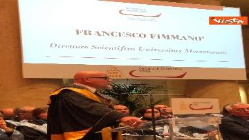 2 - L'Universitas Mercatorum inaugura l'anno accademico 2019/2020, le immagini