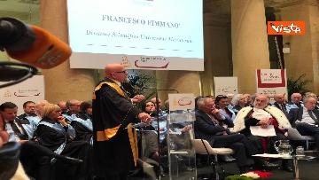 5 - L'Universitas Mercatorum inaugura l'anno accademico 2019/2020, le immagini