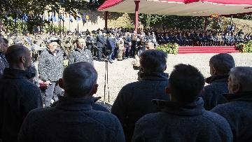 8 - Mattarella alla cerimonia commemorativa del 75° anniversario dell'eccidio delle Fosse Ardeatine