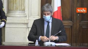 7 -  Accordo tra Camera e Crui per tirocini studenti a Montecitorio. Le immagini della firma di Fico