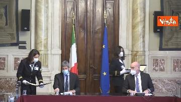 4 -  Accordo tra Camera e Crui per tirocini studenti a Montecitorio. Le immagini della firma di Fico