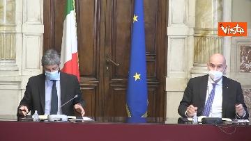 6 -  Accordo tra Camera e Crui per tirocini studenti a Montecitorio. Le immagini della firma di Fico