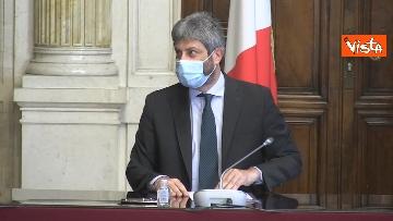 8 -  Accordo tra Camera e Crui per tirocini studenti a Montecitorio. Le immagini della firma di Fico