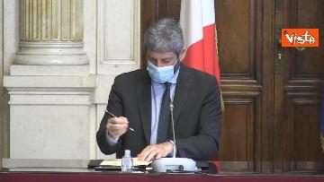 5 -  Accordo tra Camera e Crui per tirocini studenti a Montecitorio. Le immagini della firma di Fico