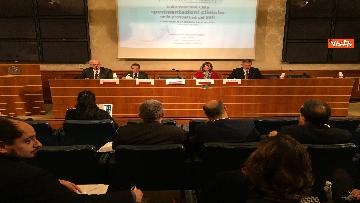 9 - Salute, valorizzazione sperimentazioni cliniche nella prospettiva del SSN, il convegno al Senato