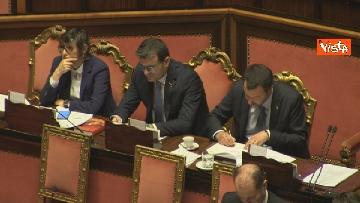 3 - Caso Diciotti, al Senato il voto su Salvini