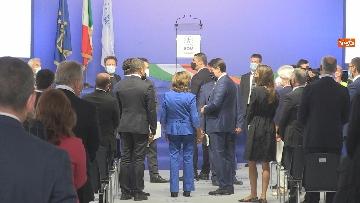 8 - Conte, Di Maio e Casellati alla presentazione del Libro Blu all'Agenzia Dogane. Le foto
