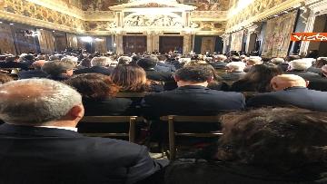 4 - Al Quirinale la cerimonia per lo scambio degli auguri di fine anno del Presidente della Repubblica Sergio Mattarella
