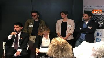 11 - #StavoltaVoto la campagna per sensibilizzare al voto per le elezioni europee, la presentazione alla Festa del Cinema di Roma