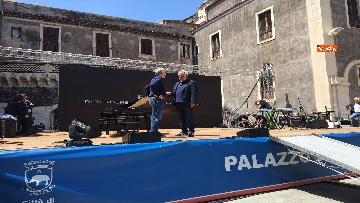 10 - Cracking Danilo Rea, tutto pronto per il concerto a Palazzo della Cultura di Catania per Innovation days Anas