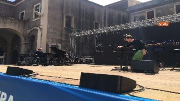 16 - Cracking Danilo Rea, tutto pronto per il concerto a Palazzo della Cultura di Catania per Innovation days Anas