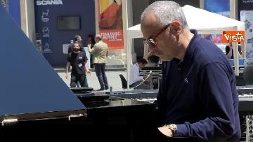 2 - Cracking Danilo Rea, tutto pronto per il concerto a Palazzo della Cultura di Catania per Innovation days Anas