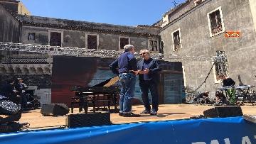 13 - Cracking Danilo Rea, tutto pronto per il concerto a Palazzo della Cultura di Catania per Innovation days Anas