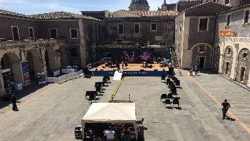 12 - Cracking Danilo Rea, tutto pronto per il concerto a Palazzo della Cultura di Catania per Innovation days Anas