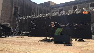 15 - Cracking Danilo Rea, tutto pronto per il concerto a Palazzo della Cultura di Catania per Innovation days Anas