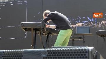 5 - Cracking Danilo Rea, tutto pronto per il concerto a Palazzo della Cultura di Catania per Innovation days Anas