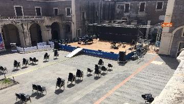 14 - Cracking Danilo Rea, tutto pronto per il concerto a Palazzo della Cultura di Catania per Innovation days Anas