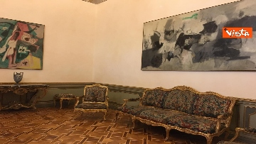 11 - Quirinale contemporaneo, l'arte e il design del periodo repubblicano nella Casa degli Italiani