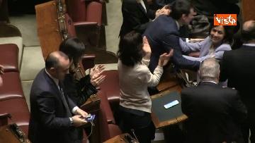 2 - L'elezione dell'ufficio di presidenza alla Camera dei Deputati