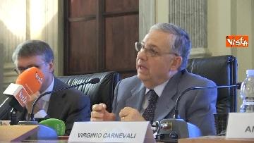 3 - Presentato rapporto su Whistleblowing con Cantone, Pignatone e Bonisoli