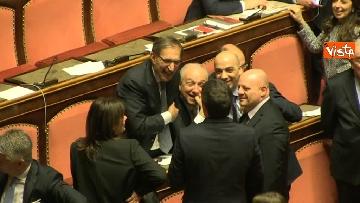 2 - Casellati eletta presidente del Senato
