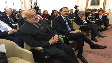 14 - I confini della Giurisdizione, il convegno all'UniPegaso con vice presidente Csm Ermini