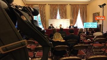 7 - Gli italiani e il Regno Unito, l'indagine con l'ambasciatrice britannica Jill Morris, immagini