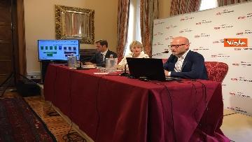 5 - Gli italiani e il Regno Unito, l'indagine con l'ambasciatrice britannica Jill Morris, immagini