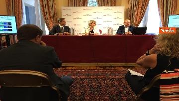4 - Gli italiani e il Regno Unito, l'indagine con l'ambasciatrice britannica Jill Morris, immagini