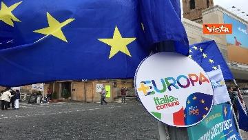1 - +Europa, Bonino e Della Vedova a raccolta firme proposta legge