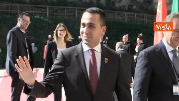 9 - Italia-Cina, Conte accoglie Xi Jinping a Villa Madama
