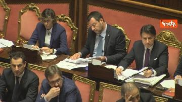1 - Caso Diciotti, al Senato il voto su Salvini