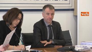 7 - Ministro Affari Regionali Stefani al primo incontro con la Conferenza Regioni immagini