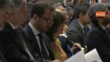 6 - Garante privacy presenta relazione annuale in Parlamento con Fico e Casellati, immagini