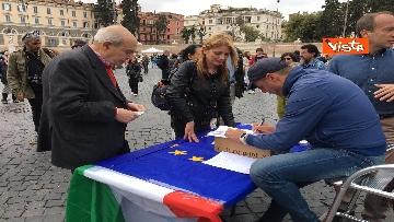 4 - +Europa, Bonino e Della Vedova a raccolta firme proposta legge