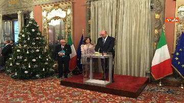 2 - Casellati incontra l'Associazione stampa parlamentare per auguri di Natale