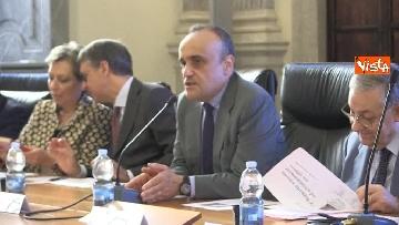 2 - Presentato rapporto su Whistleblowing con Cantone, Pignatone e Bonisoli