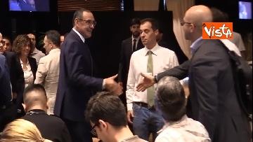 6 - La conferenza di Sarri alla Juventus