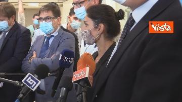 6 - Zingaretti, Raggi e Sileri inaugurano pronto soccorso Campus Biomedico, le foto