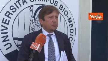 4 - Zingaretti, Raggi e Sileri inaugurano pronto soccorso Campus Biomedico, le foto