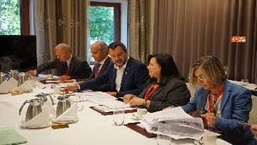 3 - Salvini a Helsinki, via il bilaterale con l'omologo maltese Michael Faruggia
