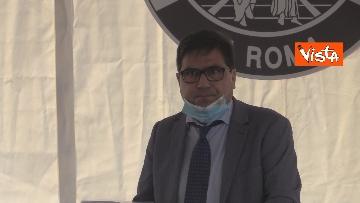 9 - Zingaretti, Raggi e Sileri inaugurano pronto soccorso Campus Biomedico, le foto