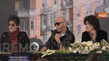 4 - Rocco Papaleo, Anna Foglietta, Melissa Greta Marchetto, i protagonisti del Dopofestival