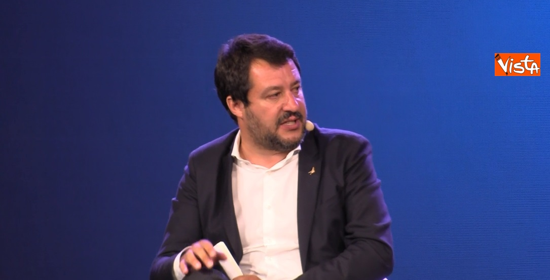 Salvini a Verona