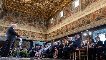 2 - Mattarella all'inaugurazione dell'iniziativa
