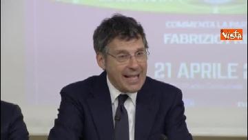 8 - Addio a Fabbrizio Frizzi, il gentiluomo della tv / Archivio