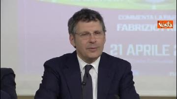6 - Addio a Fabbrizio Frizzi, il gentiluomo della tv / Archivio