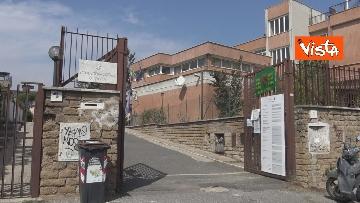 7 - Referendum, il voto della sindaca di Roma Virginia Raggi. Le foto